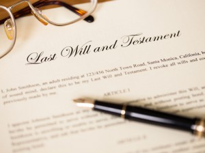A document used in estate planning in Chadstone and Ashburton